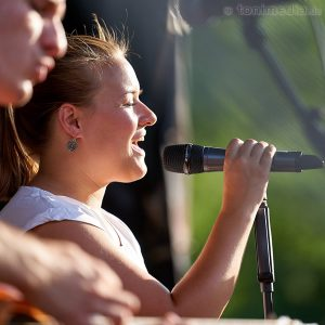FRETBUZZ auf der Sommerbühne | © tonimedia.de